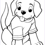 Doggie Coloring Pages Beautiful Photos Dog Coloring Pages For Kids Preschool And Kindergarten