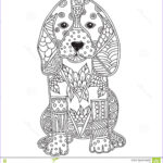 Dogs Coloring Pages For Adults Best Of Stock Coloring Doodle Dogs