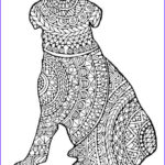 Dogs Coloring Pages For Adults Elegant Gallery Dog By Littleshoptreasures