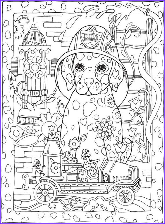 Dogs Coloring Pages for Adults Inspirational Photography Coloring Pages Be Dazzled with these Cute Dog and Five
