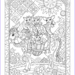 Dogs Coloring Pages For Adults New Collection Playful Puppies — Marjorie Sarnat Design & Illustration