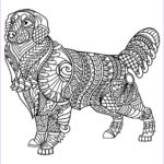 Dogs Coloring Pages For Adults Unique Stock Animal Coloring Pages Pdf Coloring Animals