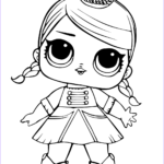 Doll Coloring Cool Images Lol Coloring Pages Lol Dolls For Coloring And Painting
