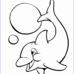 Dolphin Coloring Pictures Beautiful Images Dolphin Coloring Pages