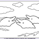 Dolphin Coloring Pictures Beautiful Photography Free Dolphin Clipart Printable Coloring Pages Outline