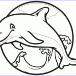 Dolphin Coloring Pictures Beautiful Photography Get This Dolphin Coloring Pages For Kids