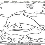 Dolphin Coloring Pictures Best Of Image Free Dolphin Clipart Printable Coloring Pages Outline