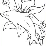 Dolphin Coloring Pictures Elegant Photos Get This Printable Dolphin Coloring Pages
