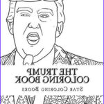 Donald Trump Coloring Book New Photography Time To Color In The 2016 Presidential Candidates