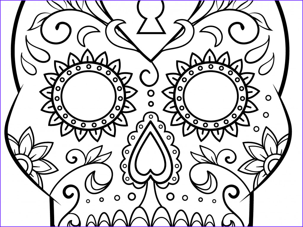 Door Coloring Page Beautiful Photos Skull Coloring Sheet Coloring Pages