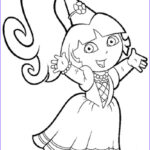 Dora The Explorer Coloring Book Best Of Photography Dora Coloring Pages