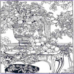 Downloadable Coloring Pages For Adults Inspirational Gallery Printable Coloring Pages For Adults Flowers Coloring Home