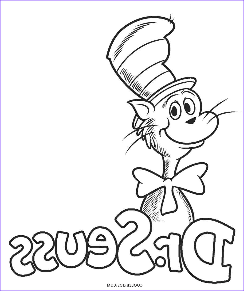 Dr.seuss Printable Coloring Pages Best Of Photos Free Printable Dr Seuss Coloring Pages for Kids