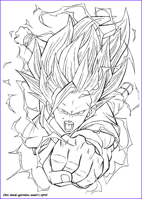 Dragon Ball Z Coloring Awesome Gallery Dragon Ball Z Coloring Pages Wallpapers Pictures