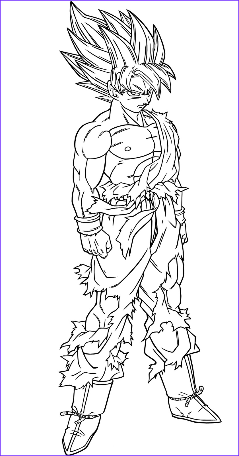 Dragon Ball Z Coloring Beautiful Photography Amazing Dragon Ball Z Coloring Pages for Kids Boys and