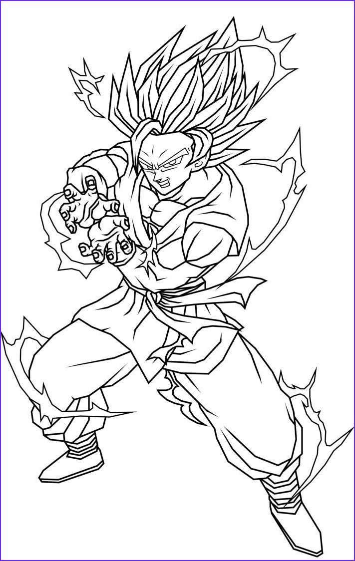 Dragon Ball Z Coloring Best Of Images 23 Best Images About Dragon Ball Z Coloring Pages On