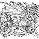 Dragon Coloring Book For Adults New Photos Evil Dragon Coloring Pages For Adults To Print Coloring