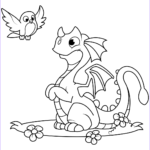 Dragon Coloring Pages Beautiful Photos 35 Free Printable Dragon Coloring Pages