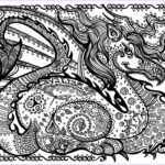 Dragon Coloring Pages Best Of Photography Printable Coloring Page Dragon Instant Download Pay And Color