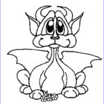 Dragon Coloring Pages New Stock Baby Dragon Coloring Pages Hellokids
