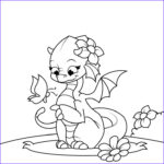Dragon Coloring Pages Unique Collection 1000 Images About Dragon Coloring Pages On Pinterest