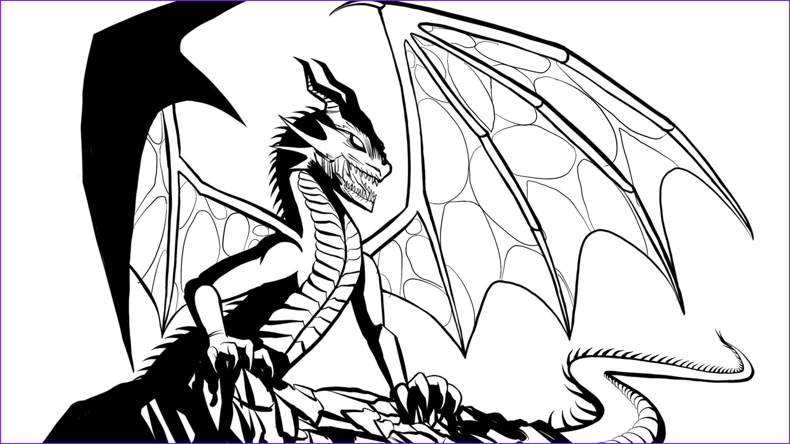 Dragon Coloring Pictures Cool Gallery Dragon Colouring Book 52 Pages Infinite Binations