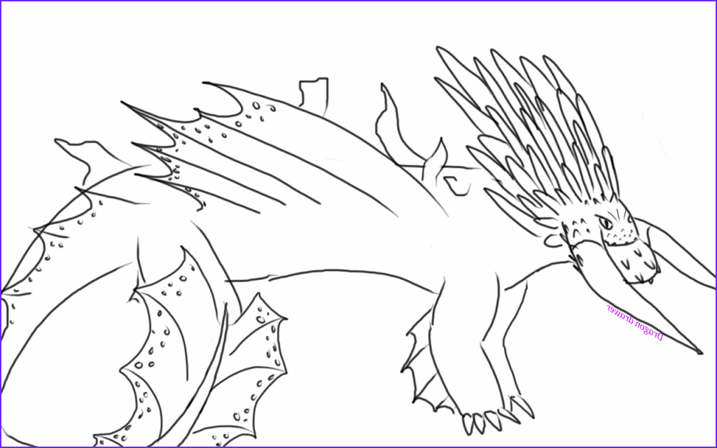 Dragon Coloring Pictures Cool Images Baby toothless Dragon Coloring Pages Coloring Home