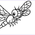 Dragon Fly Coloring Awesome Collection Dragonfly Drawing And Coloring Pages For Children