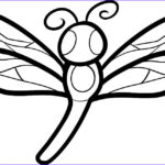 Dragon Fly Coloring Elegant Gallery Free Printable Dragonfly Coloring Pages For Kids