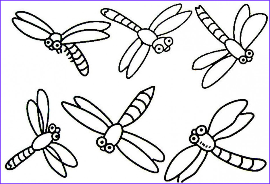 dragonfly cartoon pictures