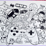 Drawing Coloring Book Awesome Photos Nintendo By Mrpylviantart On Deviantart