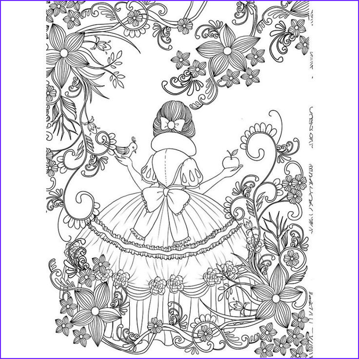 Drawing Coloring Book Best Of Collection Golden Age Fantasy Coloring Book for Adult Children