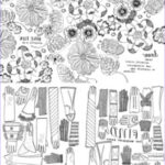Drawing Coloring Book Cool Image My Wonderful World Of Fashion A Book For Drawing