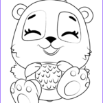 Drawing Coloring Book Cool Photos Learn How To Draw Giggling Pandor From Hatchimals