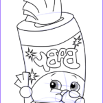 Drawing Coloring Book Luxury Gallery Learn How To Draw Baby Swipes From Shopkins Shopkins