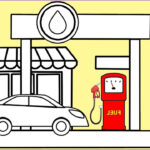 Drawing Coloring Book Unique Photos How To Draw And Color Gas Station Coloring Pages For Kids