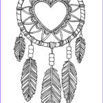 Dream Catcher Coloring Book Awesome Stock 159 Best Dreamcatcher Coloring Pages For Adults Images On