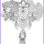 Dream Catcher Coloring Book New Stock 24 Best Images About Dreamcatcher Coloring Pages On
