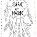 Dream Catcher Coloring Page Cool Stock 48 Dream Catcher Coloring Pages Dreamcatcher Coloring