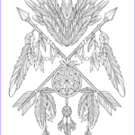 Dream Catcher Coloring Page Inspirational Photography Dream Catcher Coloring Pages Best Coloring Pages For Kids