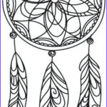 Dream Catcher Coloring Page Luxury Photos Dream Catcher Coloring Pages Best Coloring Pages For Kids