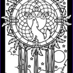 Dream Catcher Coloring Page Luxury Stock Dream Catcher Coloring Pages Best Coloring Pages For Kids