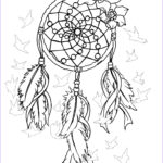 Dream Catcher Coloring Page New Gallery Dreamcatcher To Print 2 Dreamcatchers Adult Coloring Pages