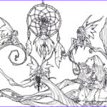 Dream Catcher Coloring Pages For Adults Beautiful Photography 24 Best Images About Dreamcatcher Coloring Pages On