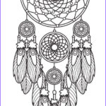 Dream Catcher Coloring Pages For Adults Beautiful Photos Dream Catcher Coloring Pages Best Coloring Pages For Kids