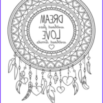 Dream Catcher Coloring Pages For Adults Beautiful Stock Adult Trading Cards Normal Vidoes Hot