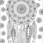 Dream Catcher Coloring Pages For Adults Best Of Image 159 Best Dreamcatcher Coloring Pages For Adults Images On