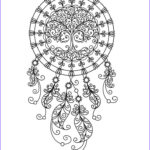Dream Catcher Coloring Pages For Adults Best Of Images 114 Best Images About Dreamcatcher Coloring Pages For