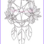 Dream Catcher Coloring Pages For Adults Best Of Photography 114 Bästa Bilderna Om Dreamcatcher Coloring Pages For
