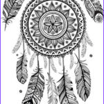 Dream Catcher Coloring Pages For Adults Best Of Photos 145 Best Dreamcatcher Coloring Pages For Adults Images On
